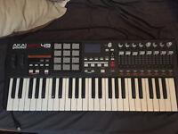 Akai MPK 49 MIDI Keyboard Controller