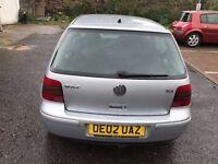 2002 Volkswagen Golf 1.9 TDI PD GT 3dr FULLY HPI CLEAR @07445775115