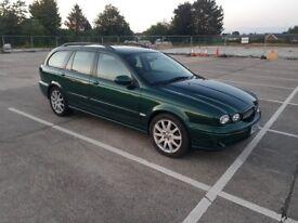Jaguar X Type Sport Estate 2.0D