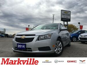 2014 Chevrolet Cruze 1LT - 30, 077 kms - 0.9% finance - one owne