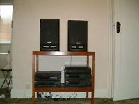 AIWA stereo separates