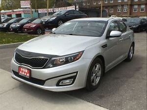 2014 Kia Optima LX BLUETOOTH HTD SEATS