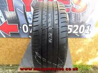 AC.76 1X 235/45/18 98W 1X5-5,5MM TREAD CONTINENTAL SPORT CONTACT3 - USED TYRE