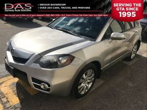 2011 Acura RDX LEATHER/NAVIGATION/TECHNOLOGY PKG
