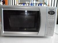 Panasonic Compact Microwave Oven/Grill