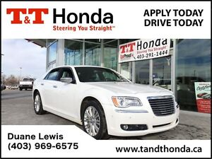 2012 Chrysler 300 **C/S**Limited *AWD, Leather, NAVI, Heated Sea