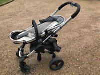 iCandy pram and other necessary infant accessories!