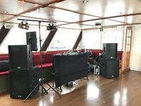 Affordable DJ & PA Equipment Hire (setting-up incl), DJ Booking for your event