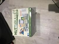 Nutribullet Baby. Everything included, in box