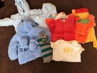 Baby Boys Clothes Bundle (3)