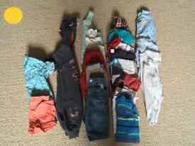 Boys clothes bundle (3-6 months)