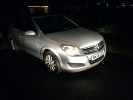 XMAS QUICK SALE, 12MONTH MOT and TAX. HPI tested. 58plate Vauxhall Astra 1.7L CHEAPEST ON GUMTREE