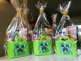Easter Baskets, Trolls, Minecraft, Unicorn, Disney Cars, Lamb / Bunny