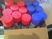 14 cans deicer. New and unused