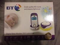 Baby monitor by BT