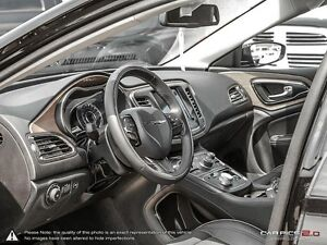 2016 Chrysler 200 | C | X COMPANY DEMO | LEATHER | 8.4 TOUCHSCRE Cambridge Kitchener Area image 13