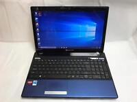 Packard Bell Fast HD Laptop, 320GB, 4GB Ram,Win 10, HDMI, Microsoft office,Excellent Condition