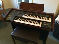 Yamaha Electone MC-200 Electric Organ
