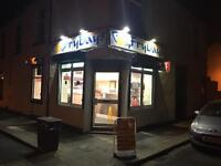 Fish and Chip Shop to rent (Blyth)