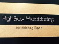 High-Brow Microblading