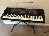 piano keyboard - Casio