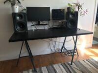 Ikea Tressle Desk - 150cm x 75cm