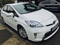 TOYOTA PRIUS T-SPIRIT 2014 64 PLATE UK CAR FULL TOYOTA HISTORY HPI CLEAR NOT AURIS 2012 2013 OR 2015