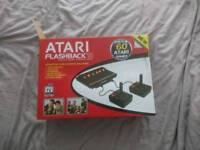 Atari retro games console. IMMACULATE CONDITION.
