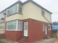 Fully modernised 3 bed semi with gardens & off-road parking.