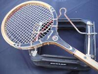 Vintage Rucanor Squash Racket