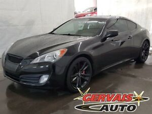 Hyundai Genesis Coupe 2.0T Cuir Toit Ouvrant Brembo 2011