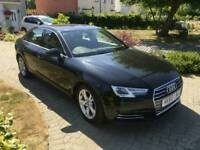 Audi A4 65 plate FSH great condition