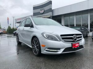 2014 Mercedes-Benz B-Class B250 Fully Loaded Only 55, 000Km