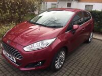 Ford, FIESTA, Hatchback, 2014, Manual, 1560 (cc), 5 doors
