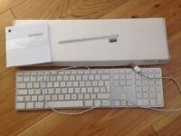 Apple keyboard boxed £30