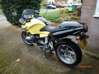 BMW R1100S MOTORCYCLE LOW MILEAGE READY TO RIDE