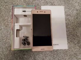 Rose gold Sony Xperia X 32gb