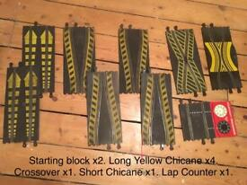 Classic Scalextric Track (71pcs mixed set)