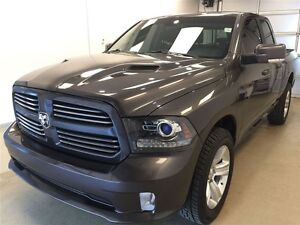 2014 Ram 1500 Sport- Leather and Remote Start