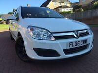 *11 MONTHS MOT *2006(06)VAUXHALL ASTRA 1.3 CDTI DIESEL LIFE ESTATE*DRIVES GREAT NO MECHANICAL ISSUES