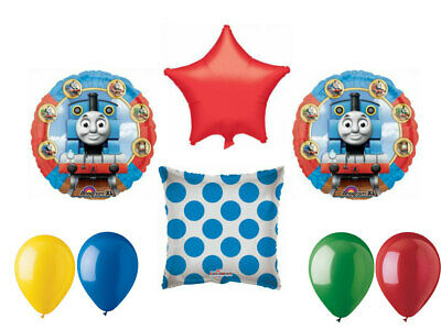 Thomas and Friends Balloon Bouquet Birthday Party Supplies Decorations Trains
