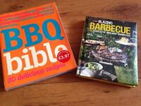 BBQ cookery books