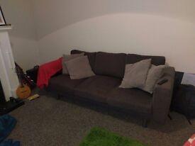 Ikea Norsberg 3 Seater Sofa - FREE