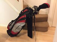Set of golf clubs - PERFECT FOR BEGINNER
