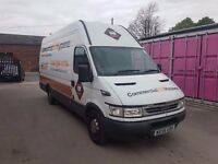 IVECO DAILY 35 S12 LWB SPARES OR REPAIRS 56REG FOR SALE