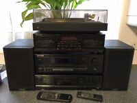 Hi Fi System for sale - Retro/Vintage/Collectible - Excellent condition Fully Functional