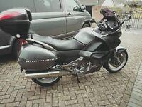 Honda my 700v deauville