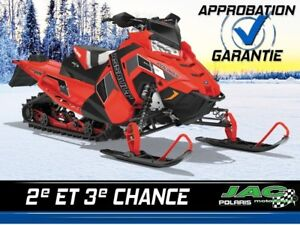 2018 Polaris 800 Switchback Assault 144 SnowCheck Select Défiez