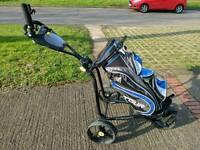 ICart push golf trolley REDUCED