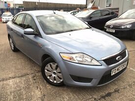 * FORD MONDEO 1.8 TDCI EDGE * * FREE MOT FOR 3 YEARS *